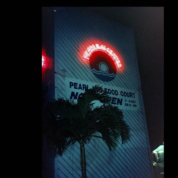 skyline sign neon - photo #30